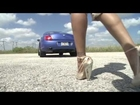 Keyshia Dior - BEHIND THE SCENES ( Blue Bentley Photoshoot Miami w/ Alain Green )