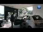 Jasper Diefenbach ontvangt auto van Autobedrijf ZuidOost