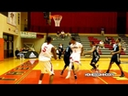 Chris Walker DUNKS All Over Defender Off The Nasty Dime From Kasey Hill; 2012 Adidas Invitational