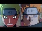 Naruto Ultimate Ninja Storm 2 let's play pt.54 Naruto vs Pain