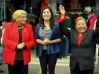 Nadine Heredia, Hillary Clinton y Michelle Bachelet visitan Gamarra - El Cartel del Humor (21-10-12)
