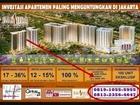 Bassura City Jakarta Indonesia Apartemen Investasi Tertinggi dan Terbaik, condotel