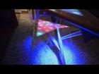LED Klingon Coffee Table!