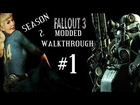 ColeTrainxx Plays: Fallout 3 Modded Walkthrough Season 2: Episode 1- Back In Action!