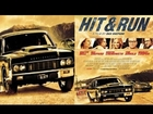 Hit And Run Film Review - Dax Shepard, Kristen Bell and Bradley Cooper