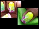 Fruit Punch ! Easy fimo canes nail art tutorial- fimo clay creations fimo canes collection DIY fimo