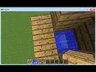 Minecraft Tutorial hacer un elevador de agua sencillo