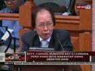 QRT: Atty. Cuevas, bumisita kay CJ Corona pero hindi niya nakausap dahil sedated daw