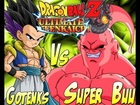 Dragonball Z: What If Story: Super Buu Vs Gotenks *Ultimate Tenkaichi*
