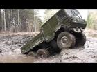 RC MUD Trophy - mud diggers 7, only mud
