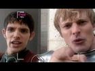 Bradley James & Colin Morgan: Origin of