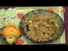 Pulusu Pindi (Semolina) Recipe With English Subtitles