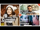 DOCTOR WHO XMAS Trailer, SUPERMAN Casting, & More: Nerdist News w/ Jessica Chobot