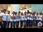 Llegada Natación Sincronizada - JJOO 2012