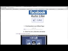 FREE FACEBOOK SUBSCRIBERS & AUTOLIKES 2013 WORKING TESTED 100%