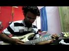 Ajeeb Dastan (Instrumental Guitar Cover By Pravin Jadhav)