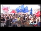 Portuguese protest austerity measures