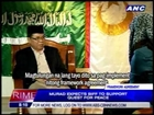 Charter change needed for Bangsamoro, says MILF chair
