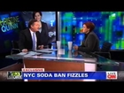 Piers on Soda Ban: 'I Think People Need the Nanny State Occasionally'