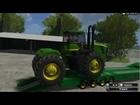 Transport John Deere 9630 - Landwirtshcafts Simulator 2011