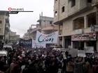 بنش 7-12-2012 جبهة النصرة الله يحميكم | أموي سوريا - الجيش الإسلامي الحر