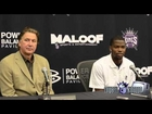 Aaron Brooks Press Conference