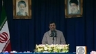 Ahmadinejad: Iran won't retreat from nuke program