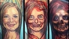 Scariest Ex-Girlfriend Tat Cover-Up Ever!