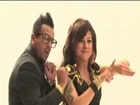 Hard Kaur Jazzy B shoot for Zaalim Dilli