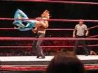 WWE RAW BERCY FINISH MICKIE JAMES