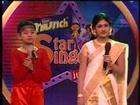 Munch Star Singer Vishnu Krishnan Marks