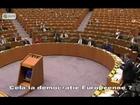 Discours de Nigel Farage contre Van Rompuy 24/02/10