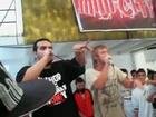 Şanışer ft Bela - Bullshit (canlı performans)
