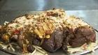 Man v. Food: Puerto Rico Meat Platter