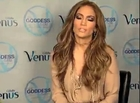 Gillette Venus Go behind the scenes with Jennifer Lopez