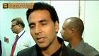 Akshay Kumar gets CHOKED