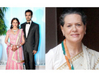 Esha Deol Bharat Takhtani Invited By Congress Leader Sonia Gandhi - Bollywood News