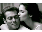 Katrina Kaif Kisses Salman Khan - Bollywood Hot
