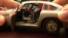 CGR Garage - JAMES BOND 007, 1964 ASTON MARTIN DB5 The Danbury Mint die-cast review