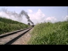Strasburg Railroad: August 6th, 2010: #90 And #89 With The First Trains