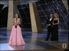 Gwyneth Paltrow winning an Oscar® for Shakespeare in Love