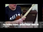 The Rolling Stones - Brown Sugar - main riff demo